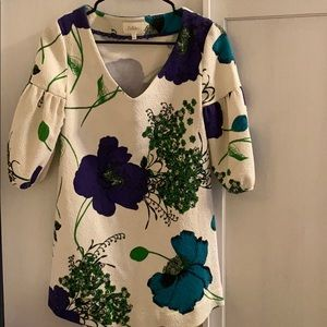 Floral tunic (from Anthropology)